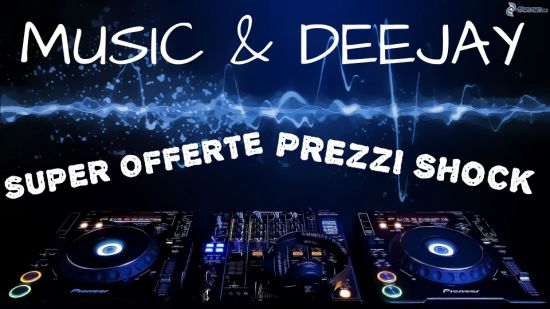 deejay music mixer testa mobile